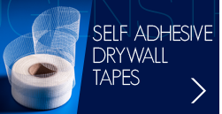 self adhesive drywall tapes